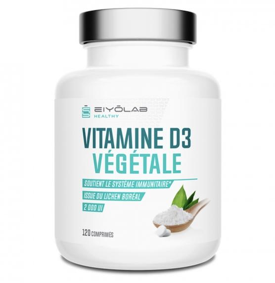 Vitamine D3 végétale - Eiyolab