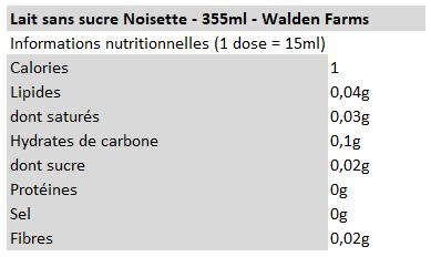 WF-Lait Noisette
