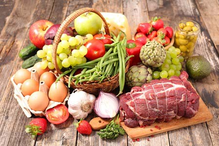 Le plan alimentaire pour les cours collectifs