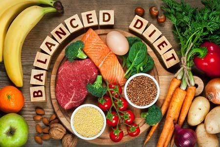 HIIT et alimentation équilibrée