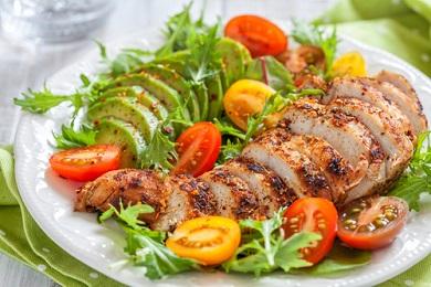 Alimentation idéale pour la santé