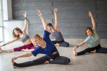 Alimentation pilates et yoga