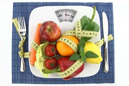 Alimentation pour la perte de poids