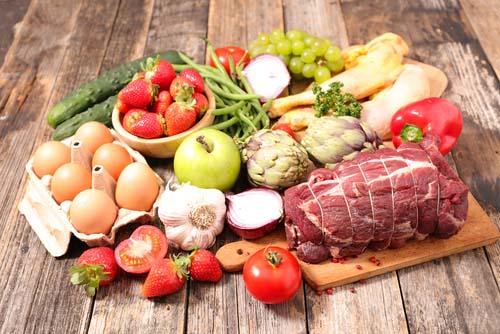 Le plan alimentaire pour la prise de masse