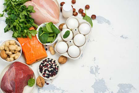 Quels aliments pour le low carb?