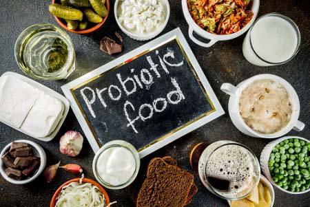Les aliments pour la digestion
