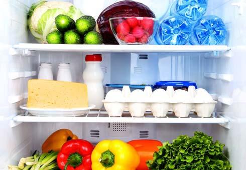 Ayez des aliments sains à portée de main