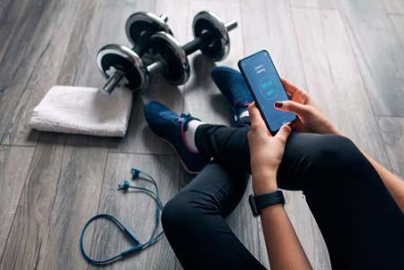 Les applications smartphones pour le sport