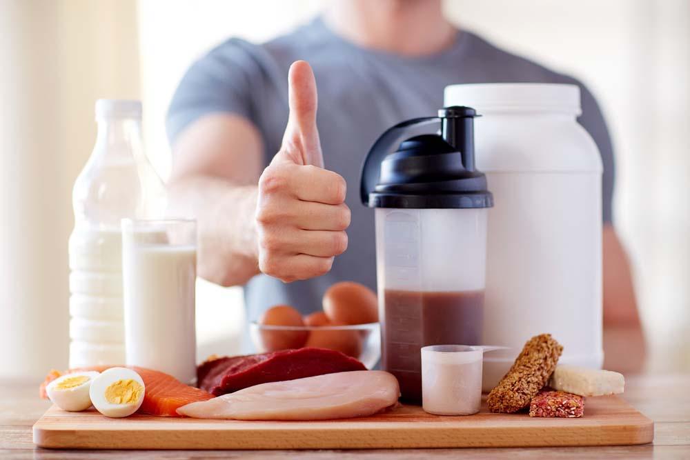 variez les sources de protéines
