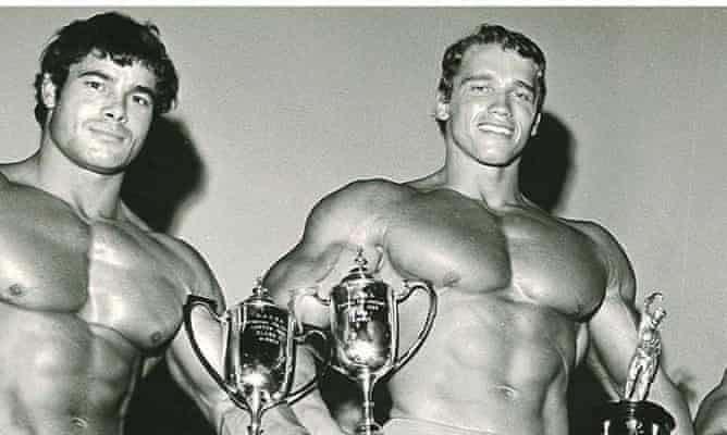 Arnold et Franco à Olympia