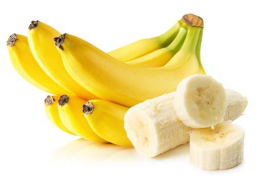La banane pour le sport et la santé