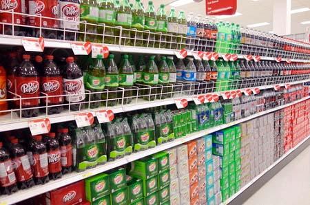 Bannissez les boissons sucrées