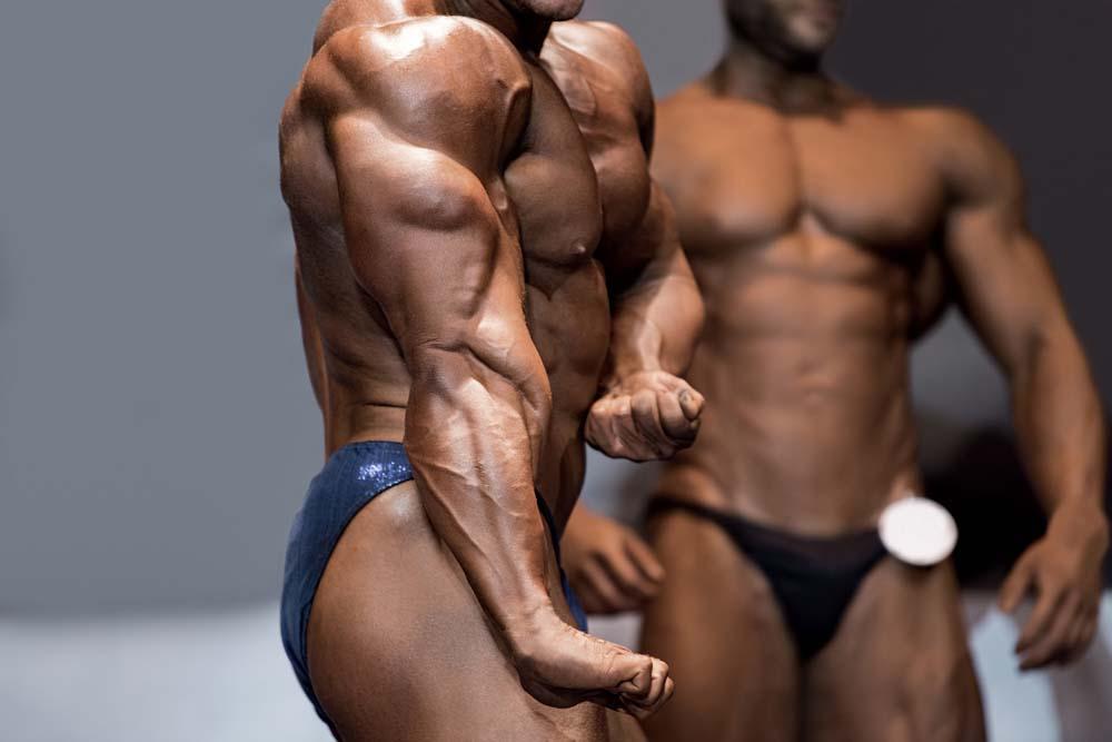 faire de la compétition en bodybuilding