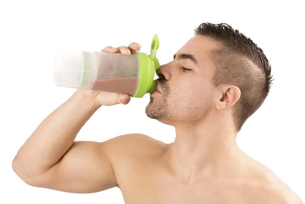 Comment prendre sa protéine?