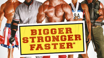 Bigger strnger faster Netflix
