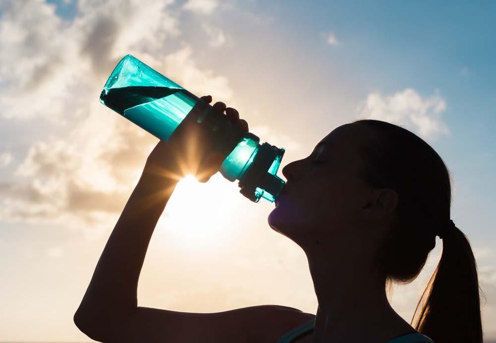 L'eau et la rétention d'eau