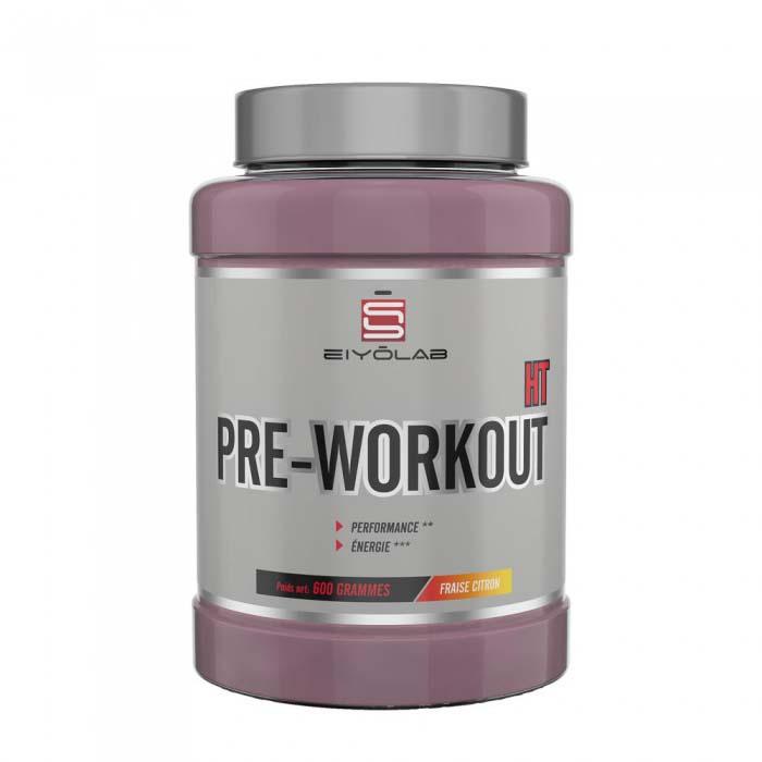 Pre-Workout HT - Eiyolab