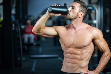 Les boosters d'entraînement pour la musculation