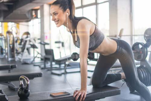 Faites de la musculation pour accélérer la perte de poids