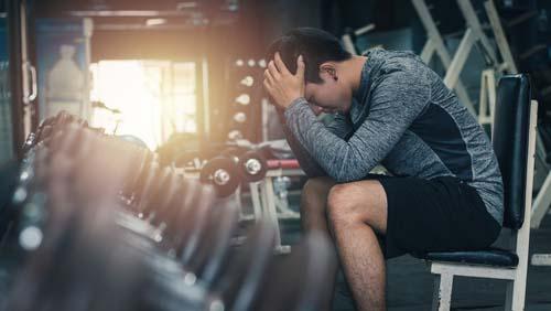 Fuyez le catabolisme musculaire