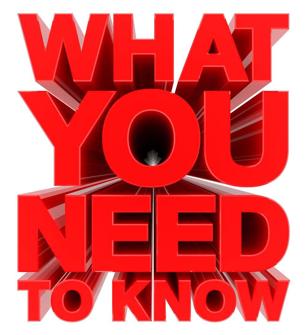 ce que vous devez savoir en musculation