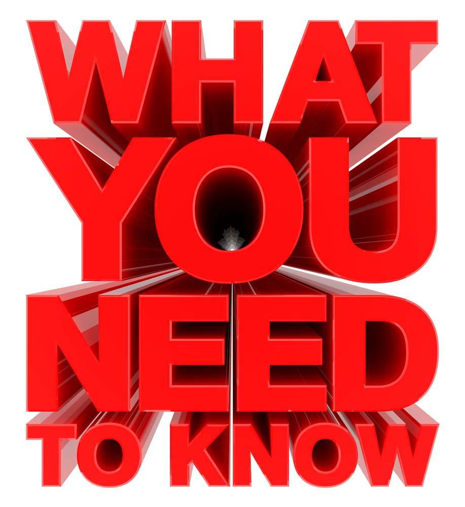 Ce que vous devez savoir quand vous commencez la musculation