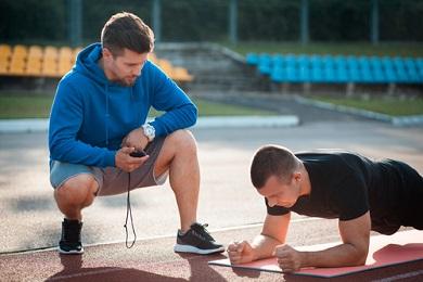 Un bon coach doit être à jour