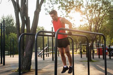 Comment prendre du muscle sans matériel