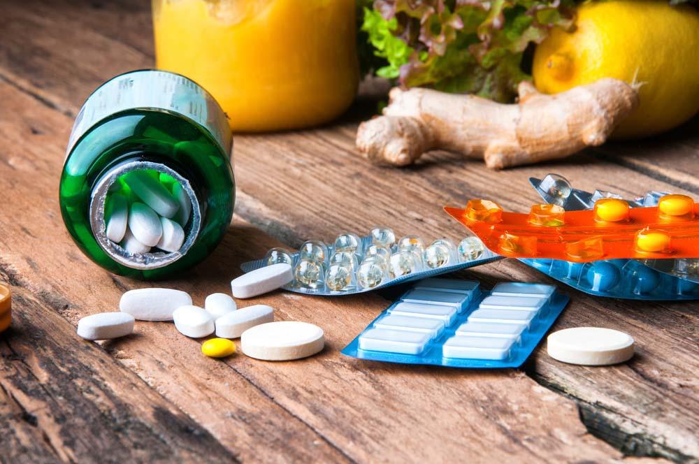Compléments alimentaires pour la construction musculaire