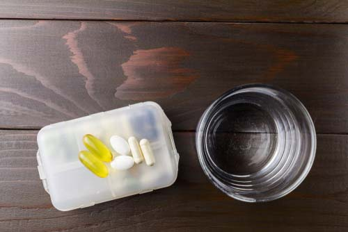 Les compléments alimentaires pour la gym