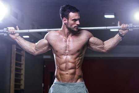 Le régime pour la construction musculaire