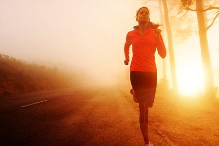 Courir pour la perte de poids