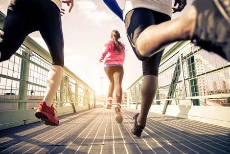 Le running pour perdre du poids