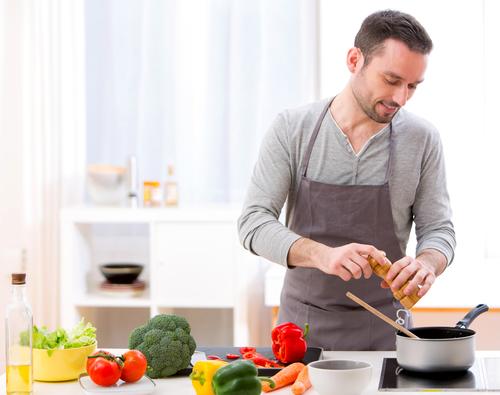 Cuisinez vous-même pour éviter les colorants artificiels
