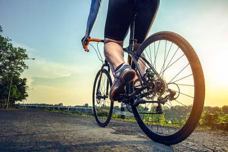 Faites du vélo pour perdre du poids