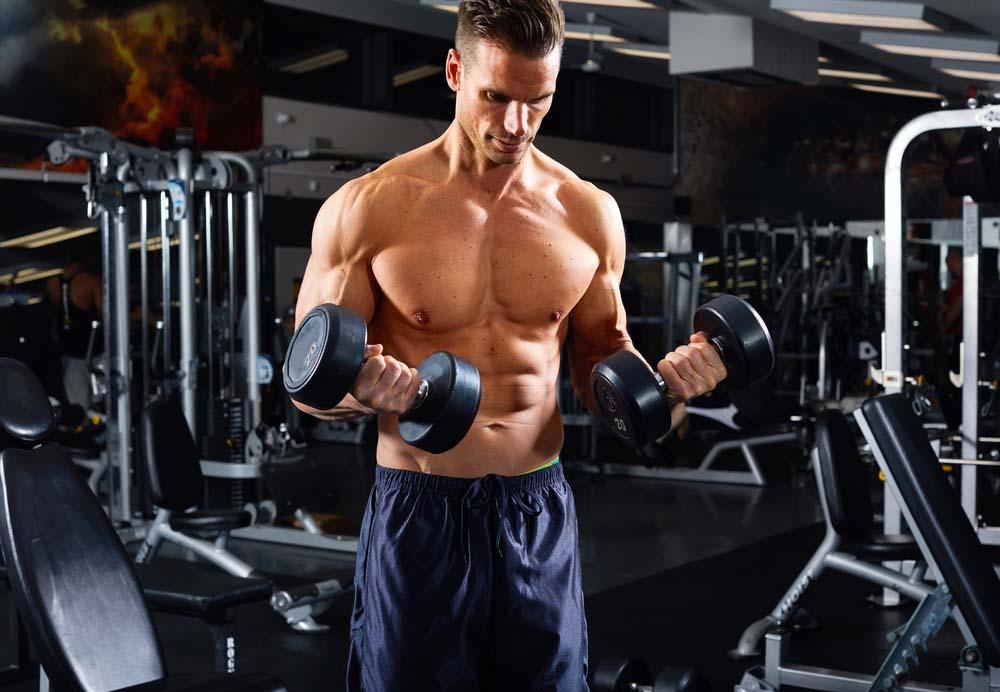 Les exercices pour les débutants en musculation