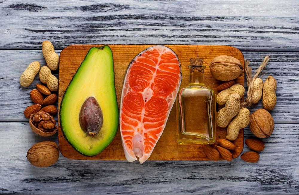 Les bonnes graisses pour sécher et prendre du muscle