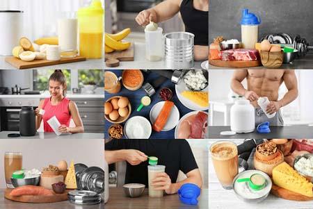 Le programme diététique hyperprotéiné