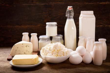 Les produits laitiers inflamment l'organisme