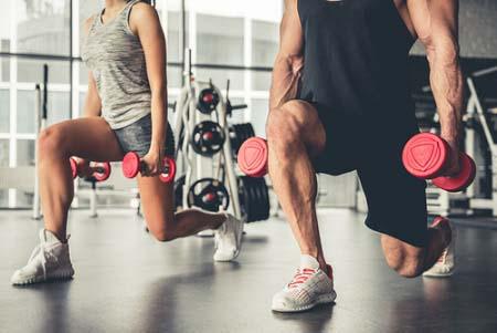 Exercices pour muscler les fessiers