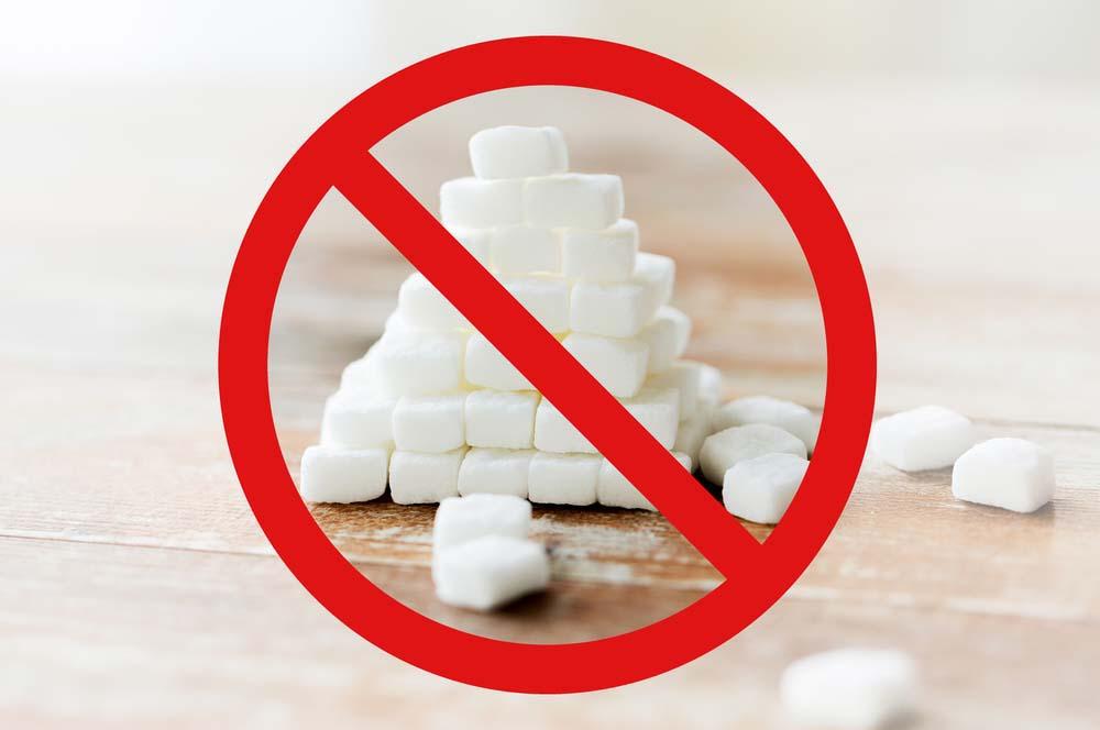 Les sucres simples sont à retirer de votre alimentation