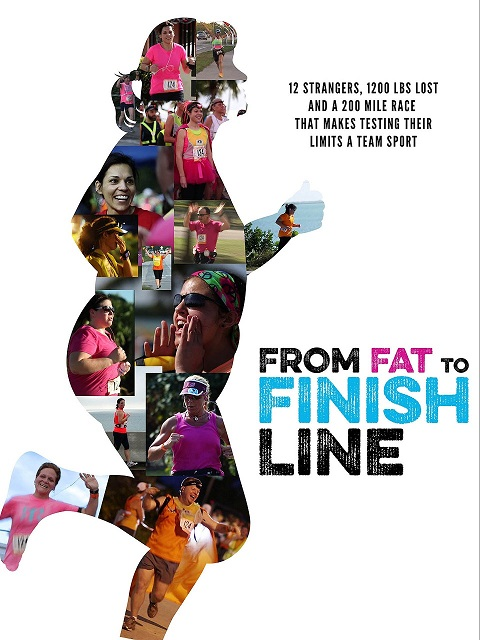 From fat to finish line Netflix