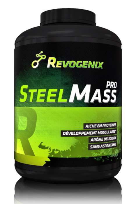 Steel Mass Pro Revogenix