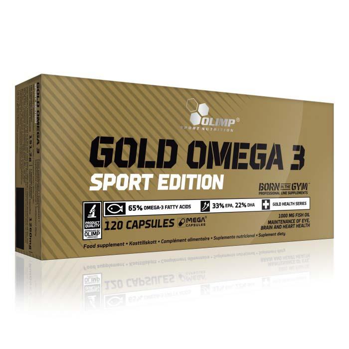 Gold Omega Olimp