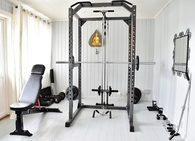 Le home gym pour s'entraîner chez soi