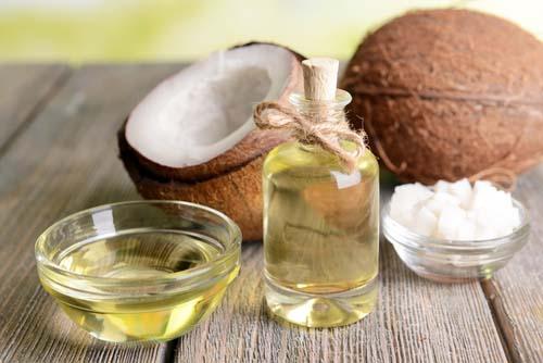 Les bénéfices de l'huile de coco