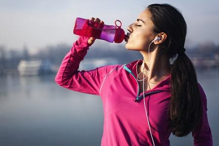 Hydratation et alimentation pour le running