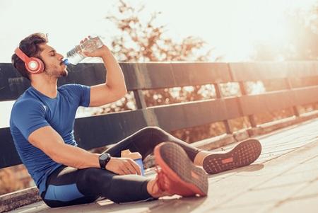 Hydratation et running