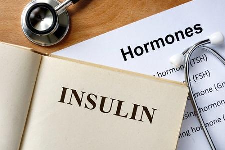 Cortisol et insuline