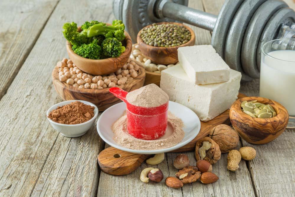 Plan alimentaire idéal prise de masse musculaire